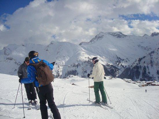 Hotel Tannbergerhof:                   Skifahren