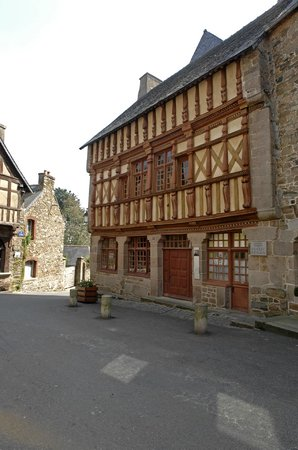 Treguier, France: Maison d'Ernest Renan. Ph. Berthé. Centre des monuments nationaux