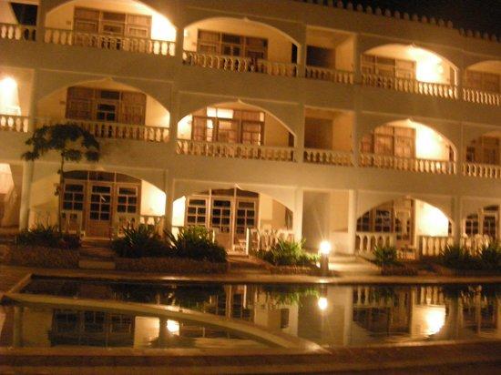 Jacaranda Beach Resort:                   le camere
