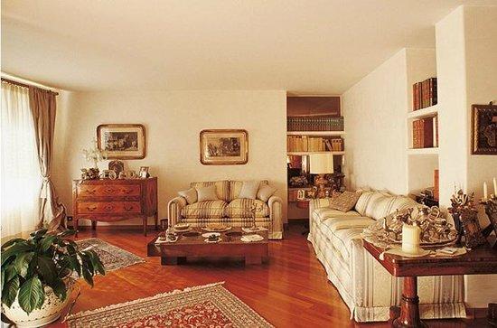 B&B Casa Liliana: Salone - Living Room