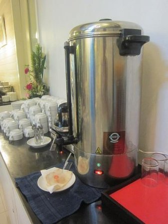 myhotel Pratunam:                   hot coffee