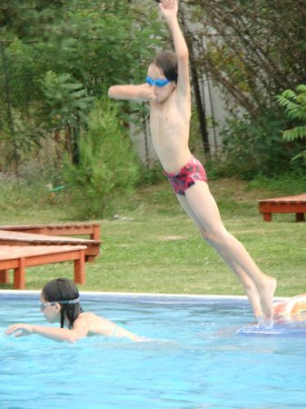 Hotel Vitosha:                   The fun