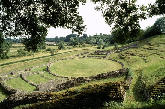 Gallo-Roman Site of Sanxay