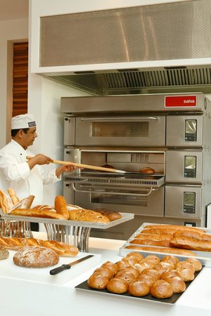 Latest Recipe: Live Bakery section at SEN5ES