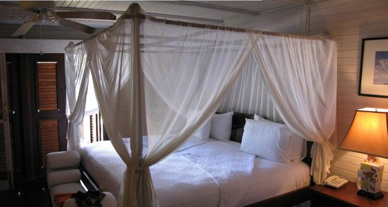 Tamarind Beach Hotel & Yacht Club:                   Bedroom