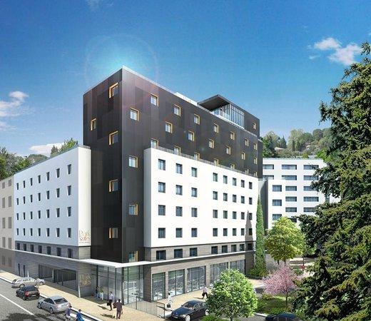 Appart'City Confort Lyon Cité Internationale : Park&Suites Elegance Lyon Cite Internationale - Exterior view