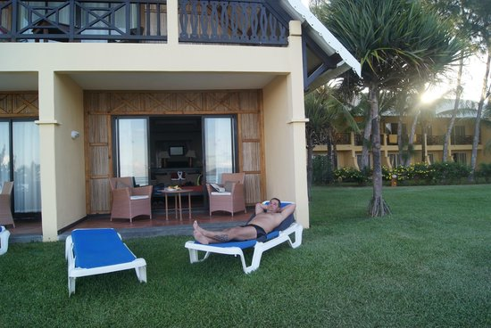 Preskil Beach Resort:                                     chambre