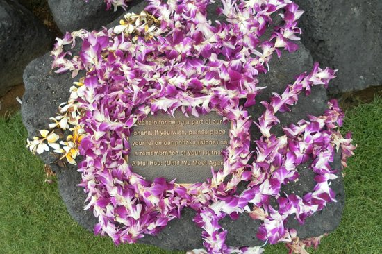 Grand Hyatt Kauai Resort and Spa:                   Hula Kränze