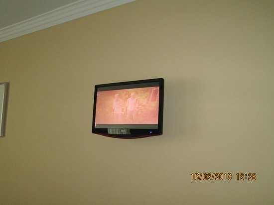 Tower Hotel Waterford:                   Postage Stamp TV