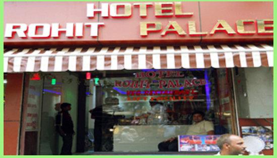 Hotel Rohit Palace