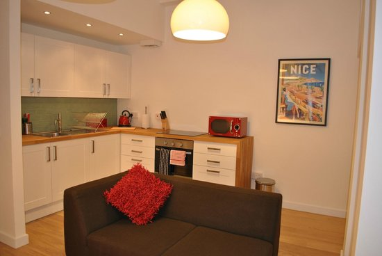 Dreamhouse Apartments Rothesay: Rothesay Mews 1 bedroom apt