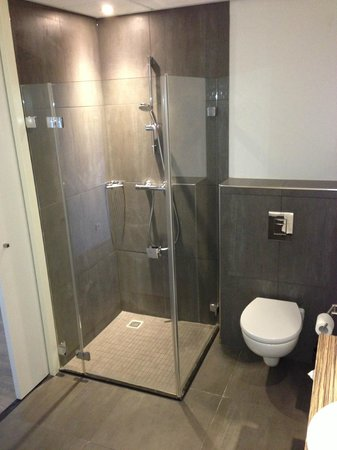 Inntel Hotels Amsterdam Zaandam:                   Shower