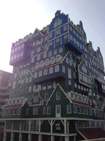 Inntel Hotels Amsterdam Zaandam:                   Outside View of Hotel