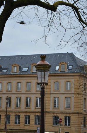 Place de la Comédie:                   details