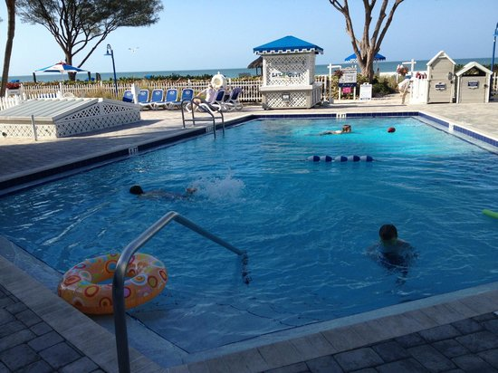 Guy Harvey Outpost, a TradeWinds Beach Resort:                   the family pool
