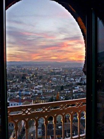 Hotel Alhambra Palace:                   Embrujo