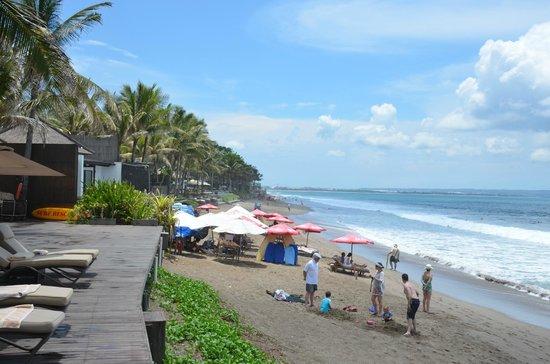 The Samaya Bali Seminyak:                   Beech