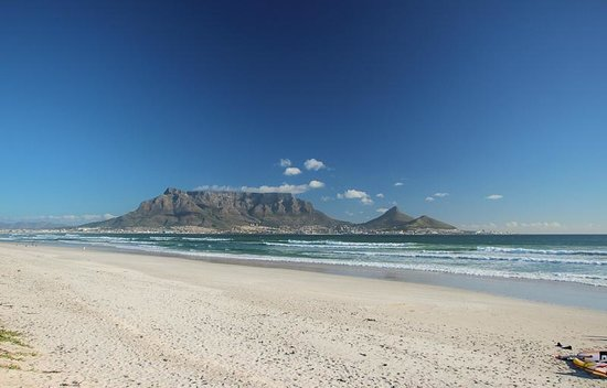 Kite Mansion Cape Town: The beach
