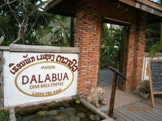 Maison Dalabua Hotel:                   hotel entrance