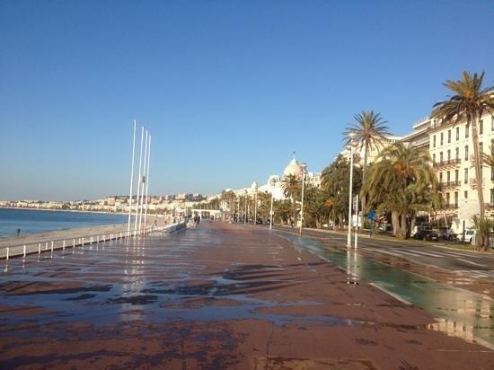Hyatt Regency Nice Palais de la Mediterranee:                   Nice 2013 !