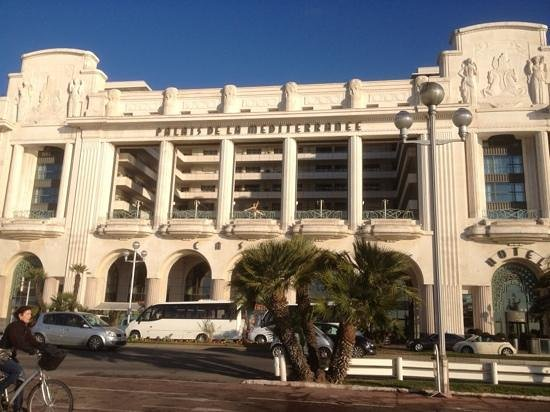 Hyatt Regency Nice Palais de la Mediterranee:                   Hotel.