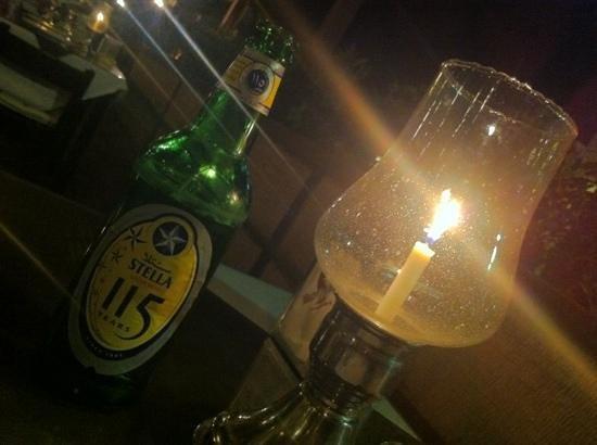 Yalla Bar:                   herlig øl