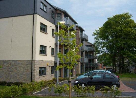 Dreamhouse Serviced Apartments Aberdeen: Exterior