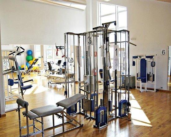 Hotel-Apartments Reuma-Sol :                                     Gimnasio - Gymsal - Gym