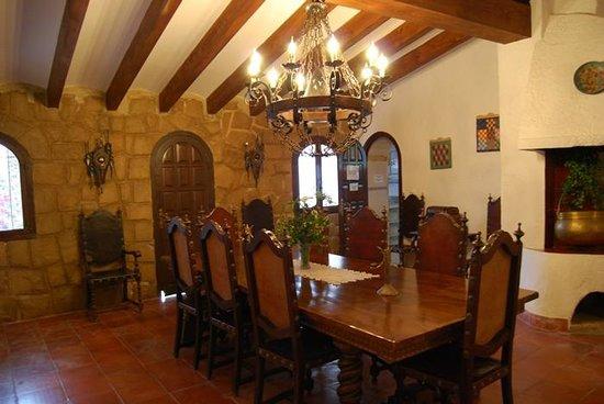 Hotel-Apartments Reuma-Sol :                                     Antigua Finca - Gamle huset Finca - Old Finca
