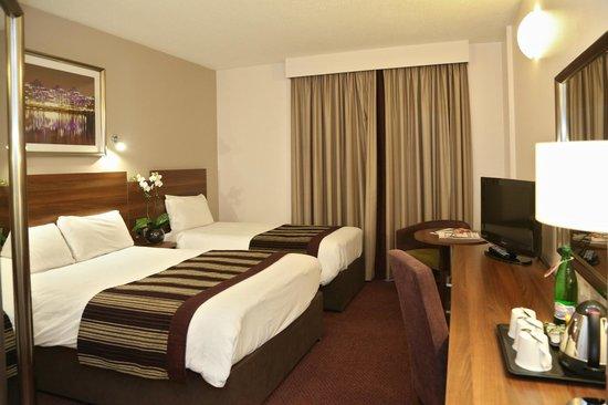 DoubleTree by Hilton Hotel London - Chelsea : Standard twin room
