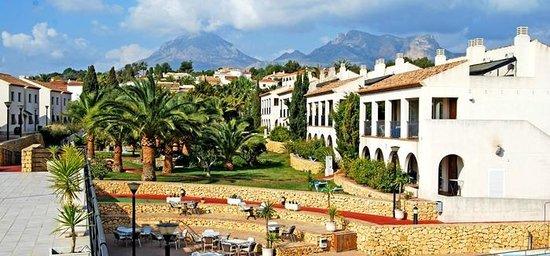 Hotel-Apartments Reuma-Sol:                                     Jardines - Hagen - Garden