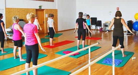 Hotel-Apartments Reuma-Sol:                                     Gimnasio - Gymsal - Gym