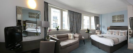 DoubleTree by Hilton Hotel London - Chelsea: Junior Suite