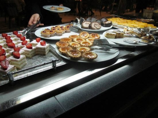 Buffet Picture Of Barcelo Punta Umbria Beach Resort