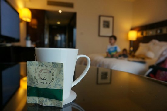 Hong Kong SkyCity Marriott Hotel:                   Tea