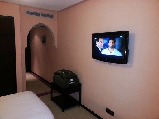 Hotel Almas:                                     chambre standard