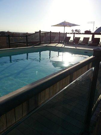 Hotel Almas:                                     piscine avec une vue splendide