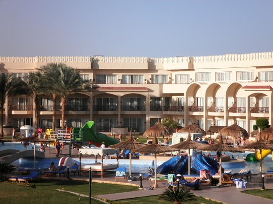 Royal Albatros Moderna Sharm el-Sheikh:                   hotel