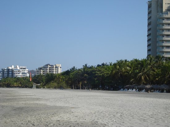Irotama Resort:                   PLAYA DEL HOTEL