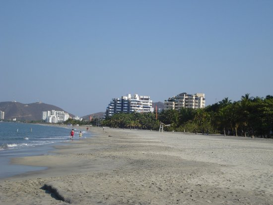 Irotama Resort:                   PLAYA DEL HOTEL