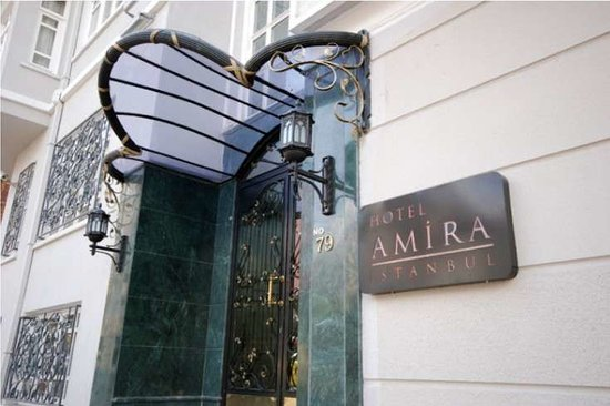 Hotel Amira Istanbul:                   amira