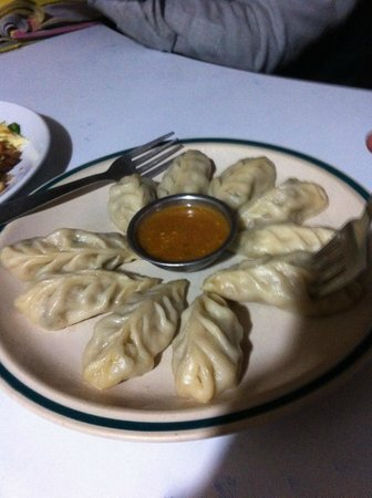 Hotel Encounter Nepal:                                                                         Nepalese food, momo, ser