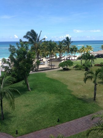 Le Meridien Ile Maurice:                   room with a view