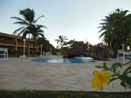 Sugar Bay Club:                   *Enter your dThe clean pools were the one bright spot of this rundown resortes