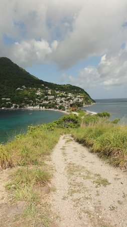 Jungle Bay, Dominica:                   excursion champage beach