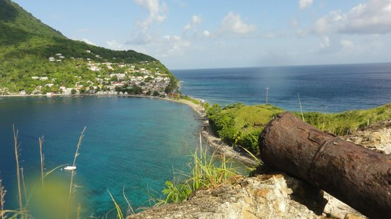 Jungle Bay, Dominica:                   excursion champagne beach