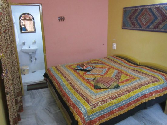 Lovely Yard Picture Of Ganpati Guest House Varanasi
