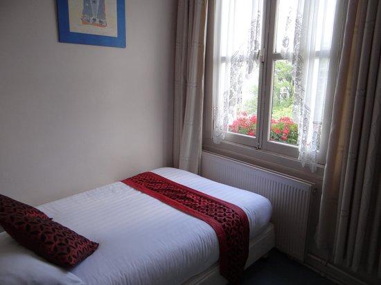 Hotel Hoksbergen: Single room 2