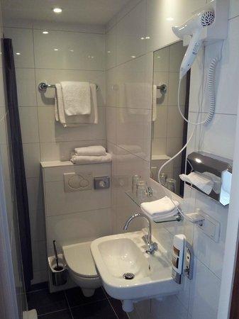 Hotel Hoksbergen: Bathroom 3