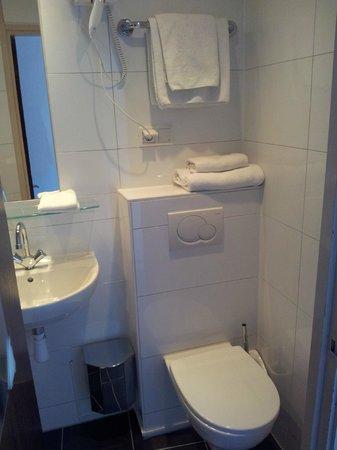 Hotel Hoksbergen: Bathroom 4